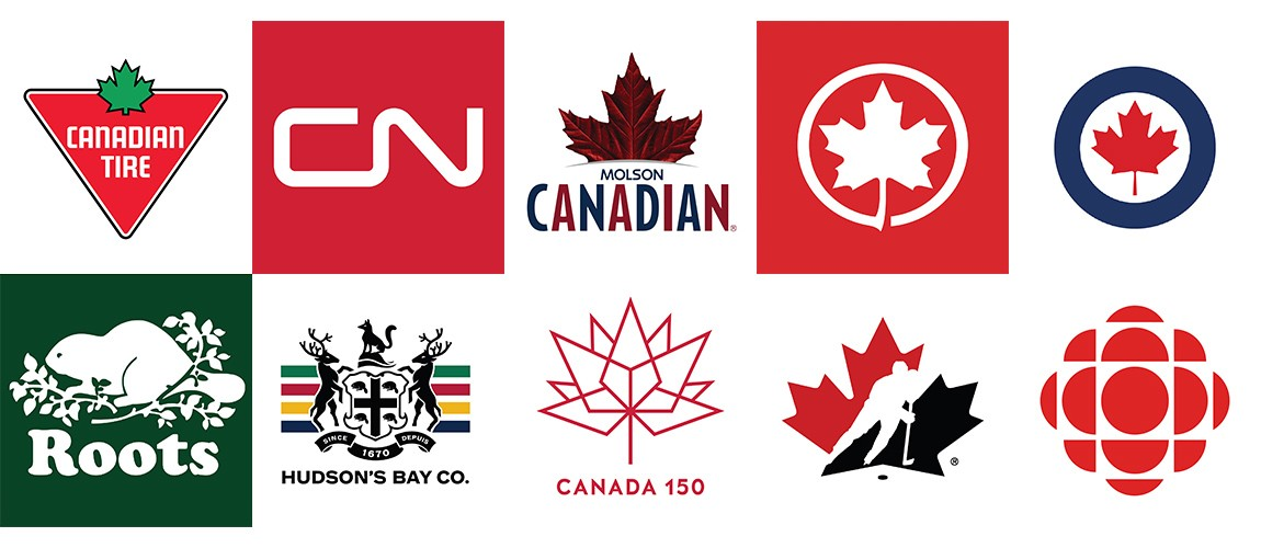 Canada 150 Our Favourite Brand Identities Compass Creative